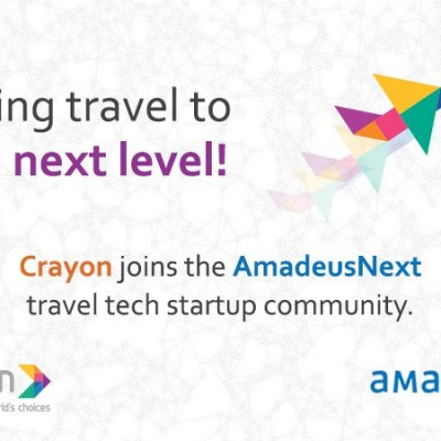 Crayon Data comes under Amadeus Next's mentorship