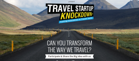 Back with a bang: Travel Startup Knockdown+