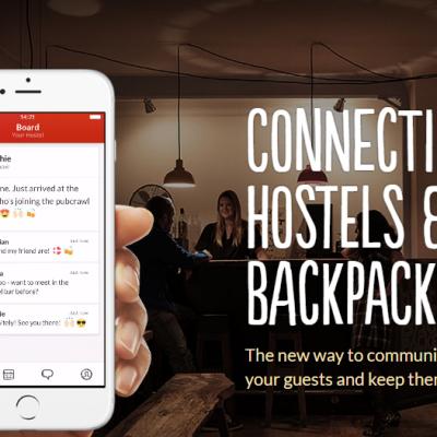 Comundu leverages technology to make hostels social again