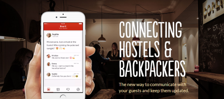Comundu leverages technology to make hostels social again