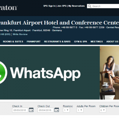 Here's how hotels are employing messaging services to engage their customers