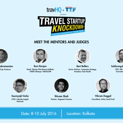 Introducing the mentors and judges of Startup Knockdown+ Kolkata