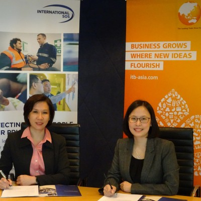 ITB Asia announces collaboration with leading medical and travel security services firm