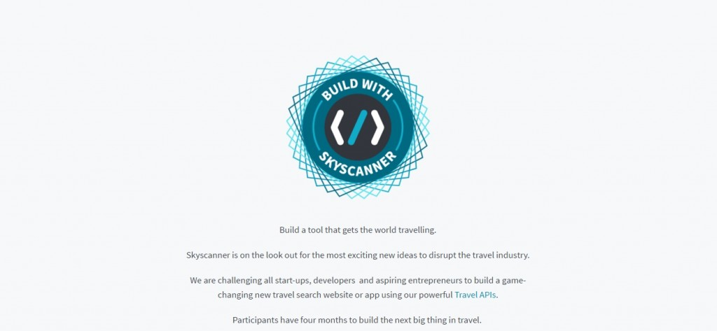 build with skyscanner