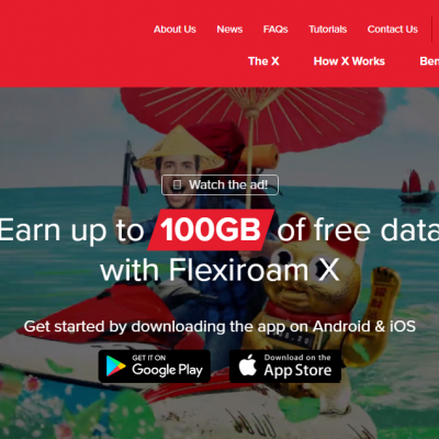 Flexiroam forges strategic bonds with Netccentric to expand in Asian travel market