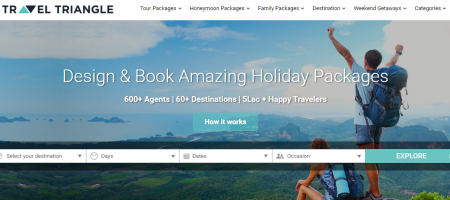TravelTriangle incorportes Paytm wallet to facilitate cashless payments