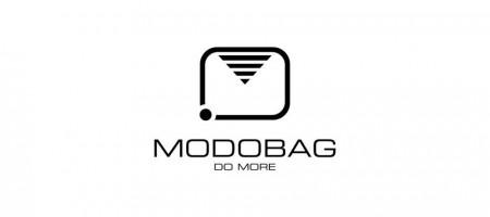 Ok! Now you can ride your luggage too: Modobag