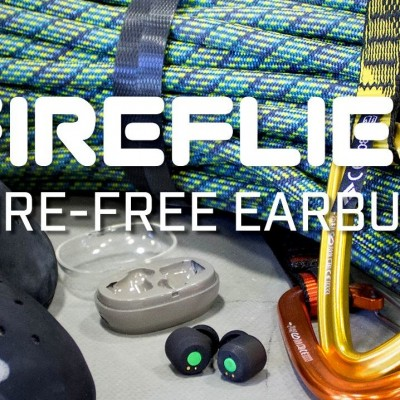 The earbud campaign at Kickstarter that raised nearly 500% of pledged goal in 4 days