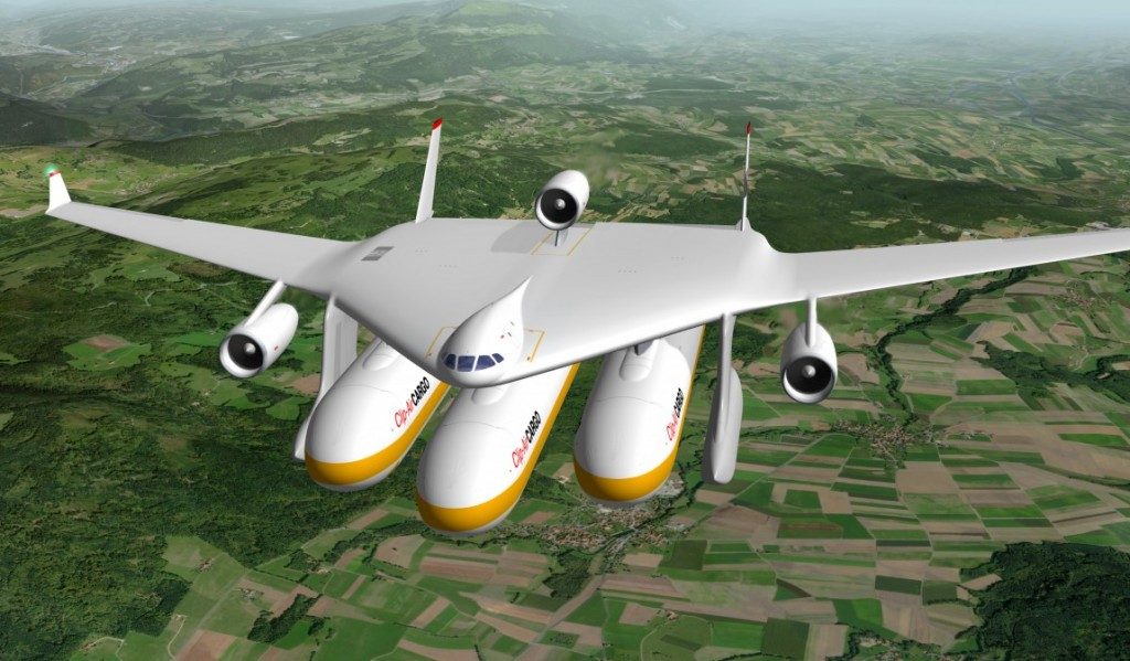 Clip-Air cargo