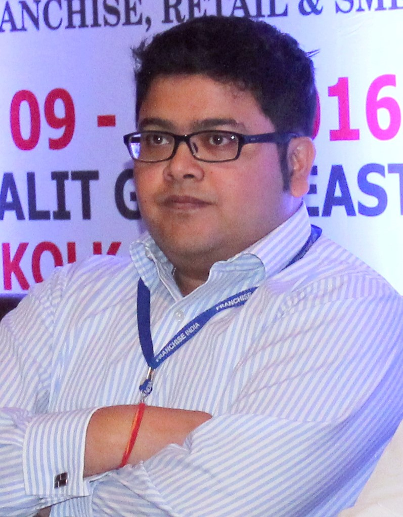 Saumyajit Guha, COO, Calcutta Angels Network