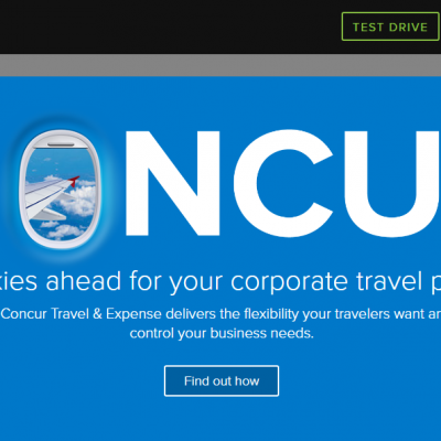 Concur locks software deal with Uber for Business