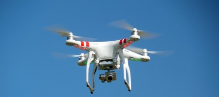 Airbus is looking at security against drones to protect airports