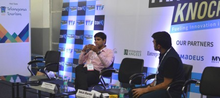 Highlights from the fireside chat with Sreekanth Perepu during Startup Knockdown Hyderabad