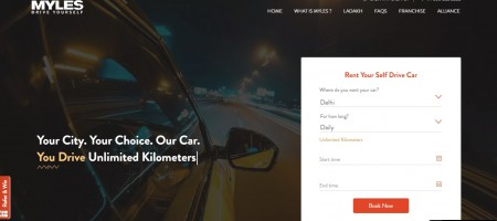 Sakshi Vij, Founder & CEO of Myles talks about the self-drive rental market in India