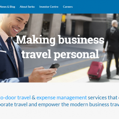 Serko and Xero launch a travel app for SMEs