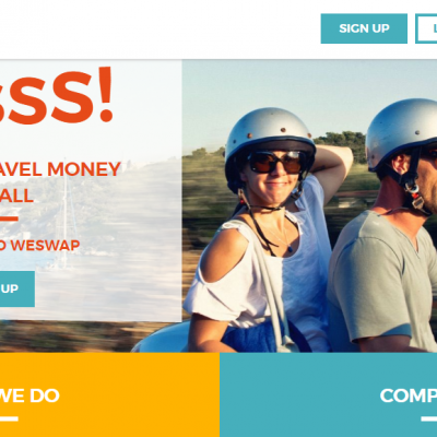 WeSwap peer-to-peer travel money wallet raises Series B of $10 million from Ascot Capital Partners