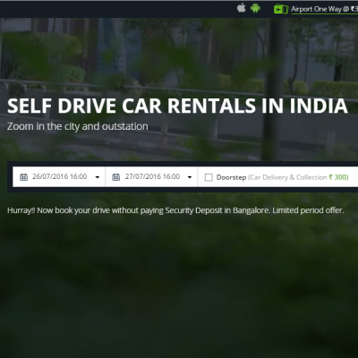 Ford invests USD 25 million in self-drive rental company Zoomcar