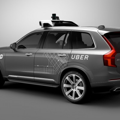 Uber bullish on driverless cars, acquires Otto and associates with Volvo to speed up developments