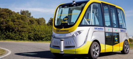 Another autonomous vehicle project goes on public testing, this time in Australia