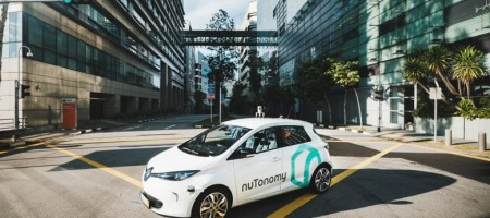 Uber has just been beaten by NuTonomy in the race to launch self-driving cabs