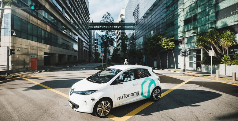 NuTonomy heads closer to home after Singapore to test autonomous cars