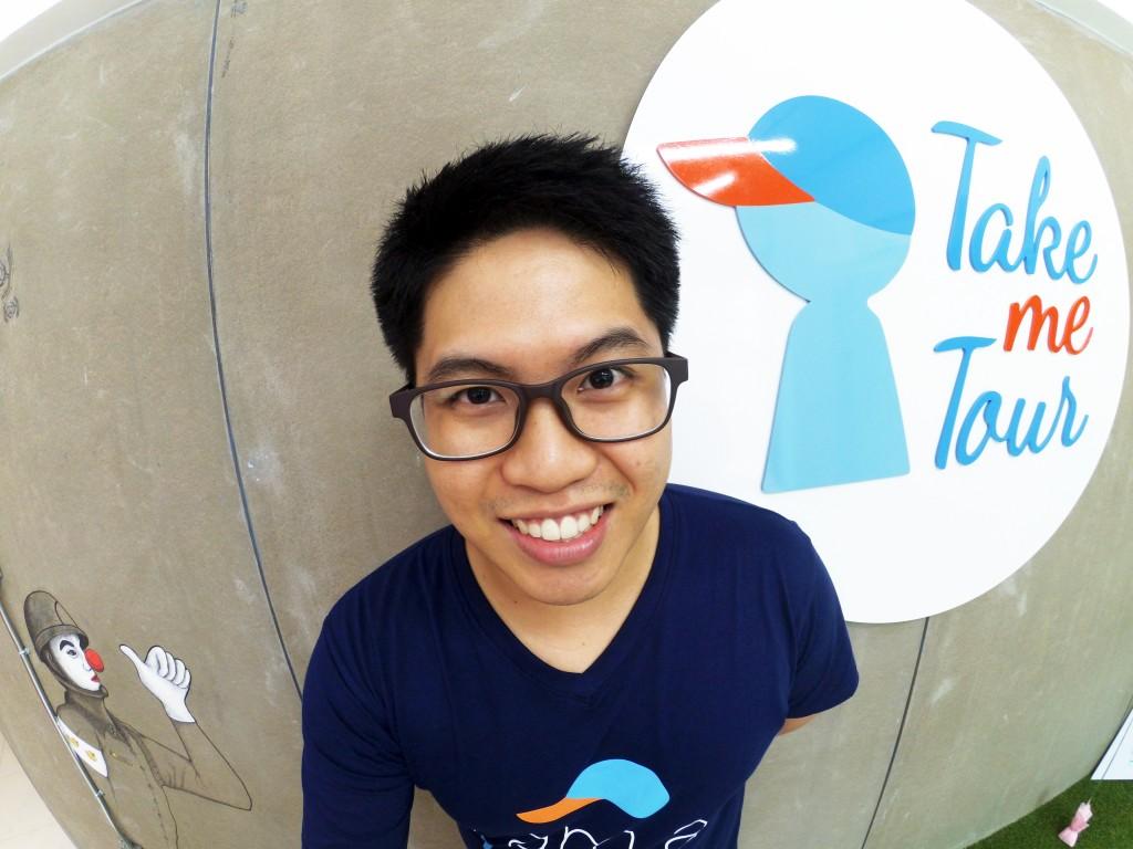 Amornched Jinda-apiraksa (Taro), CEO, TakeMeTour