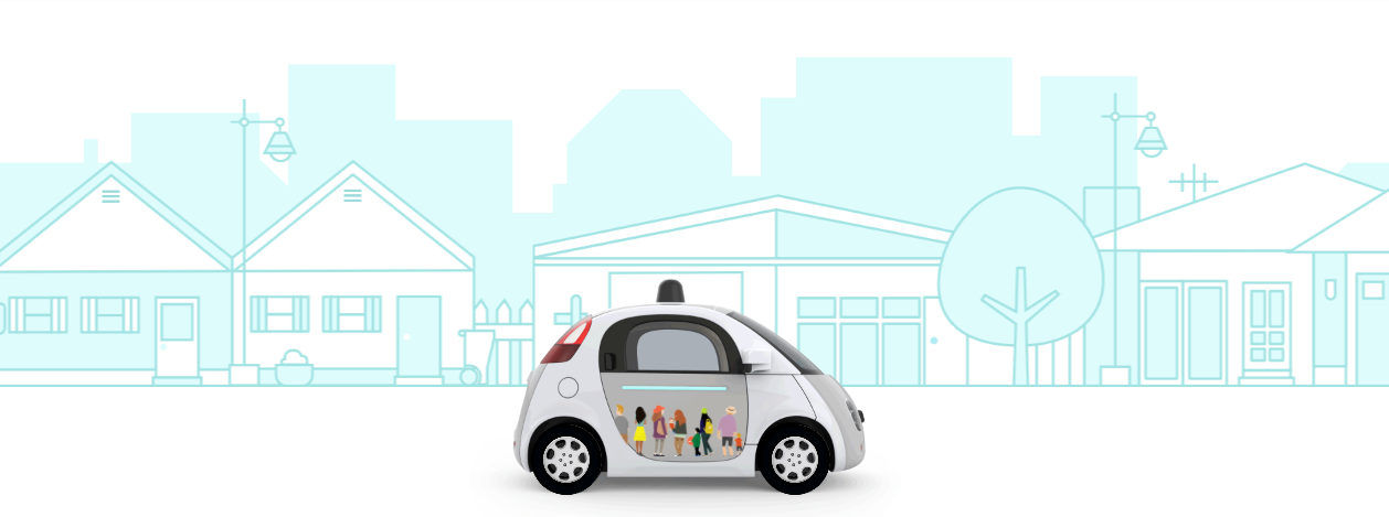 The Google driverless car accidents only make us want these cars earlier - TravHQ