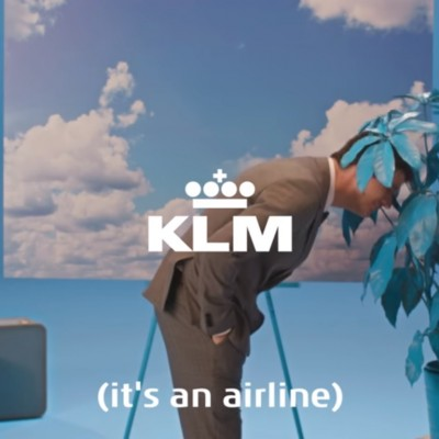 KLM pulled a successful campaign by telling it's not a radio channel