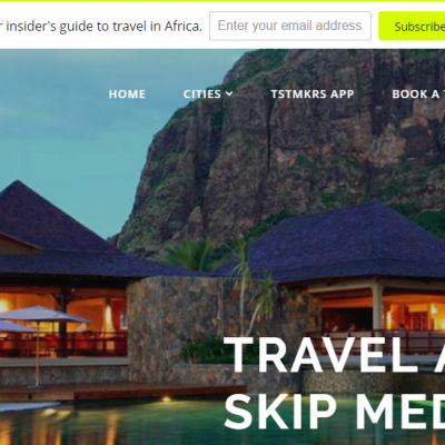 10 home grown travel tech start-ups that disrupted the African continent