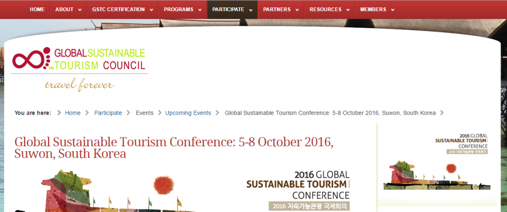 un conference on sustainable develoment of tourism