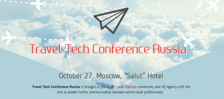 Meet the exciting technology startups pitching at the upcoming Travel Tech Conference Russia