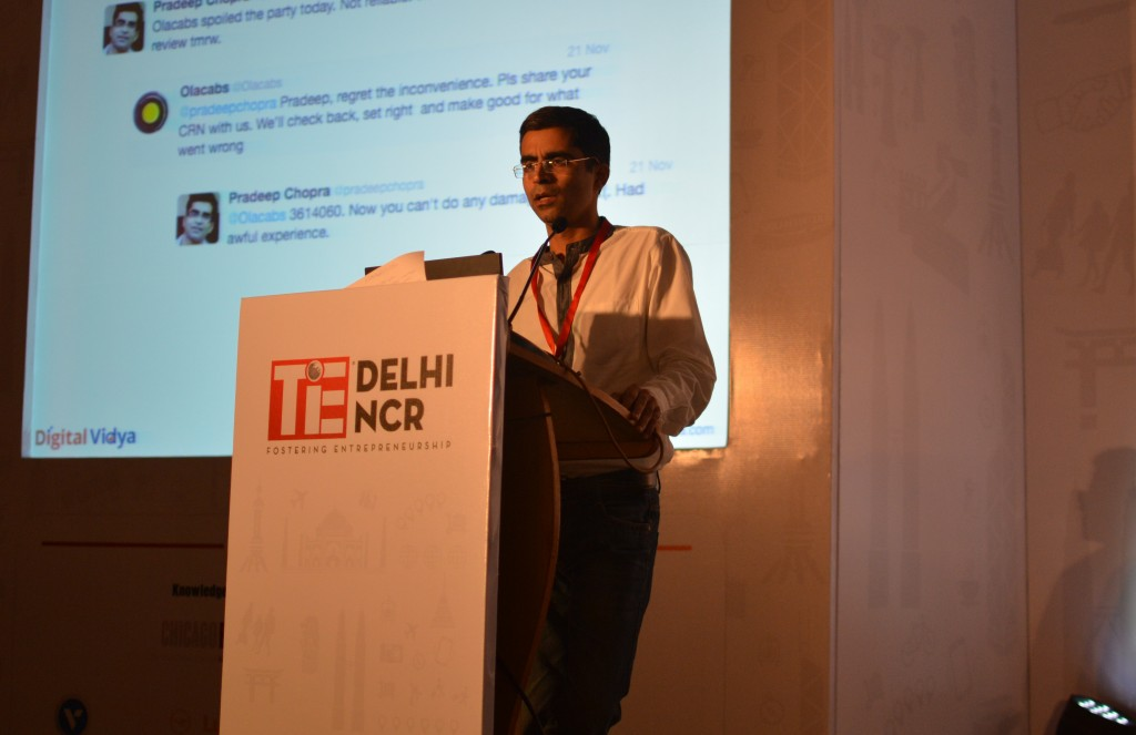 Pradeep Chopra, CEO, DigitalVidya