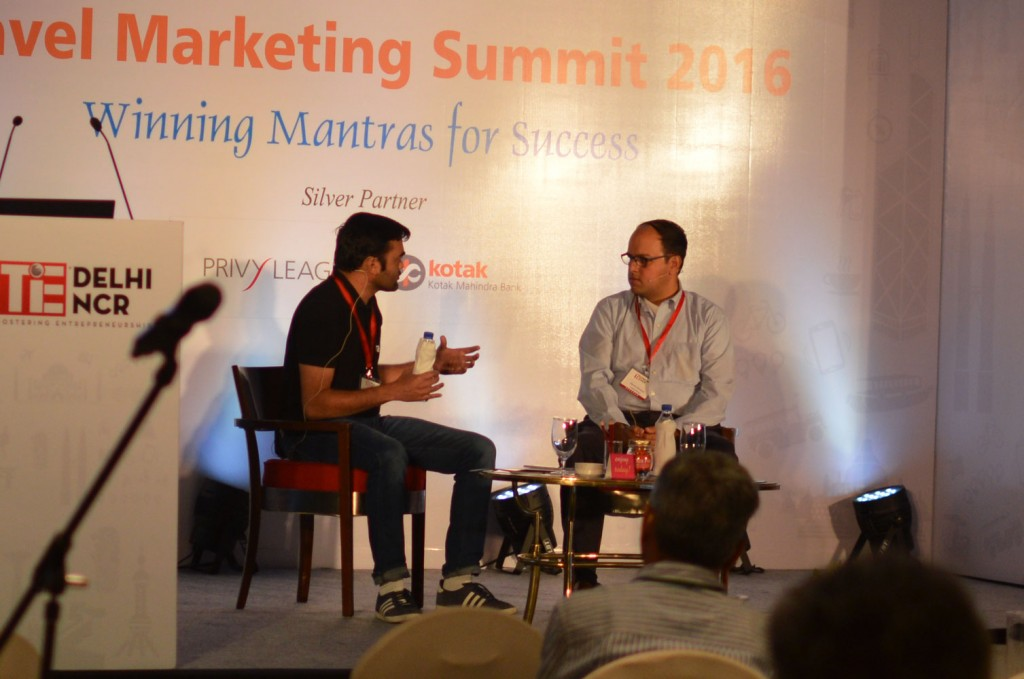 (L to R) Daksh Sharma and Naveen Seshadri