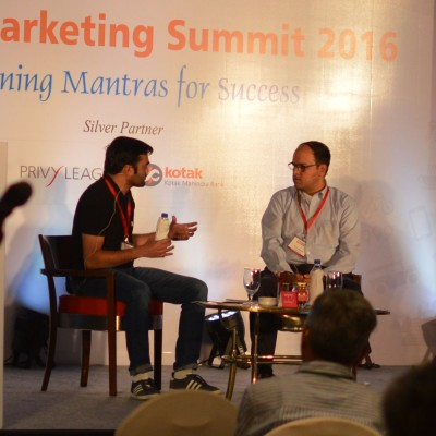 Highlights from the fireside chat with Naveen Seshadri, COO, Lonely Planet, during TiE Travel Marketing Summit