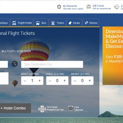 MakeMyTrip announces USD 330 million equity financing