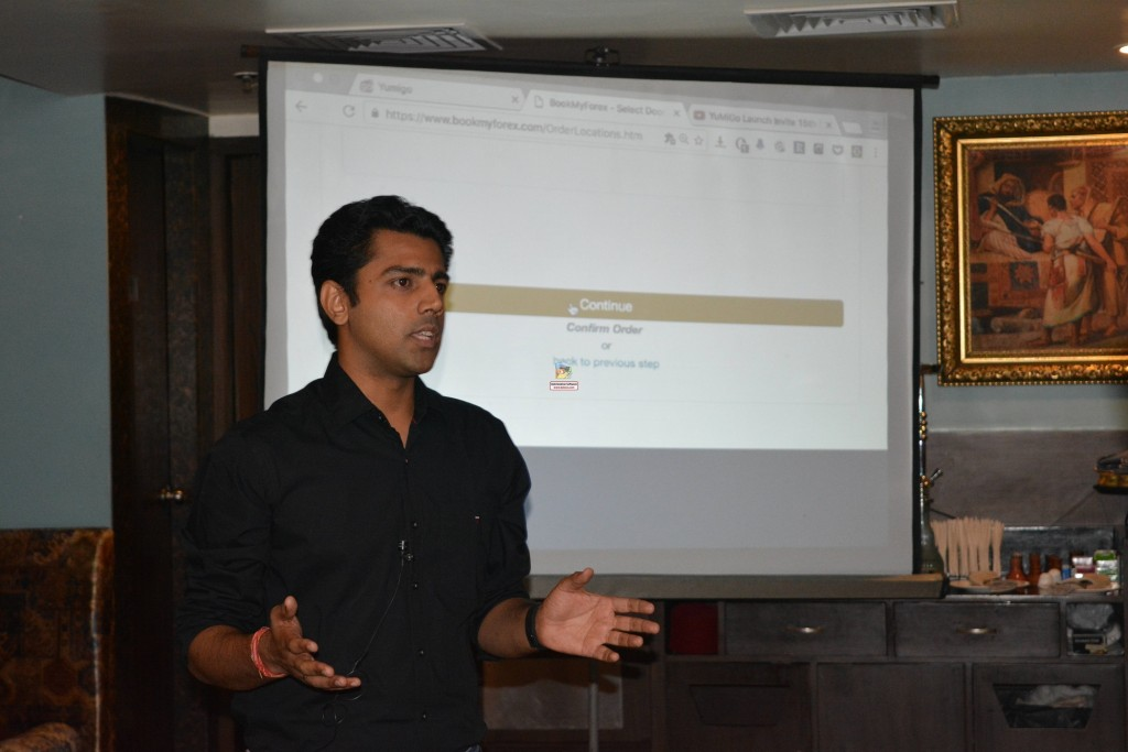Pratyush Kukreja, co-founder, YuMiGo