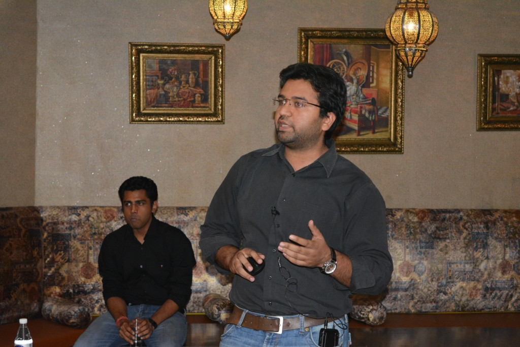 Rishabh Sood, co-founder, YuMiGo