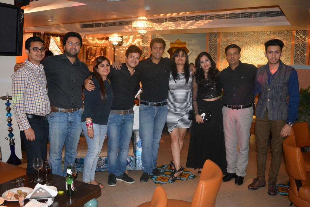 YuMiGo team at their launch event in Delhi