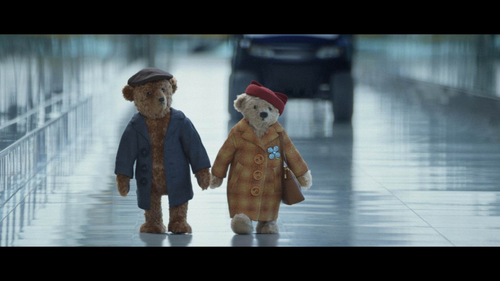 heathrow christmas campaign