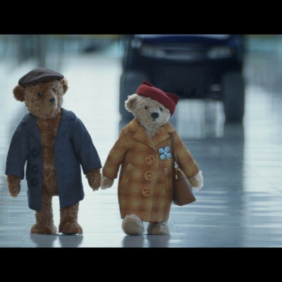 This Christmas campaign about homecoming certainly tugs at heartstrings