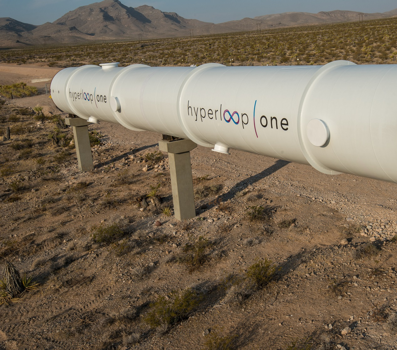 Hyperloop One to test the feasibility of Hyperloop in Dubai