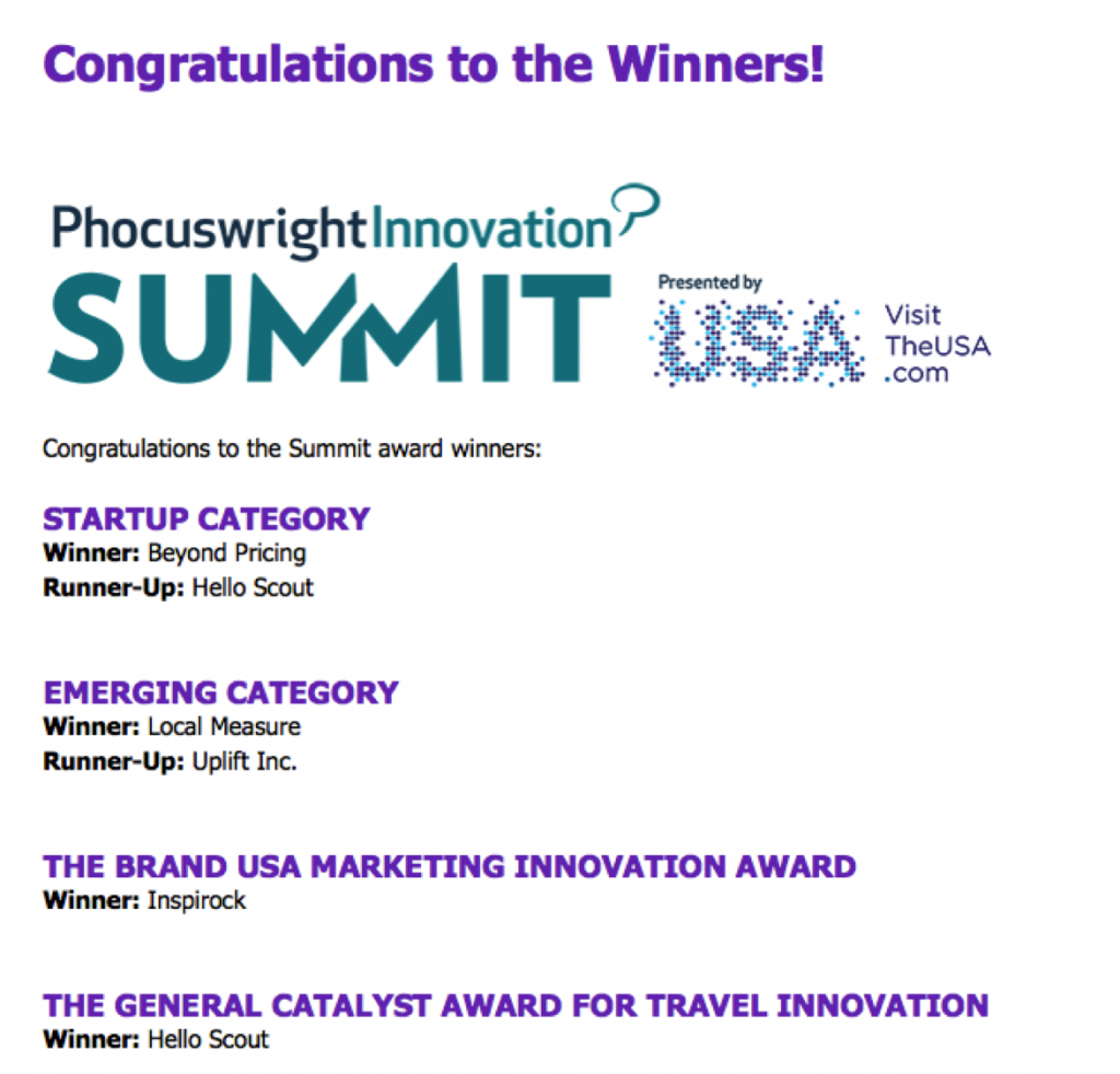 phocuswright winners
