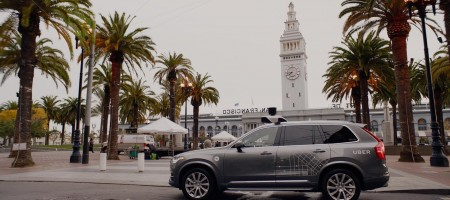 Uber was defending the regulatory hurdles with driverless cars in San Francisco even before they appeared