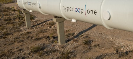 Hyperloop companies are racing to set camp in India
