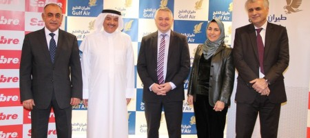 Gulf Air signs technology agreement with Sabre to provide a portfolio of enhanced passenger services