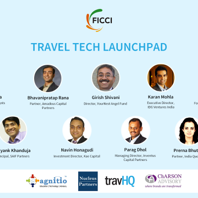 Meet the investors joining us next month for FICCI Travel Tech Launchpad