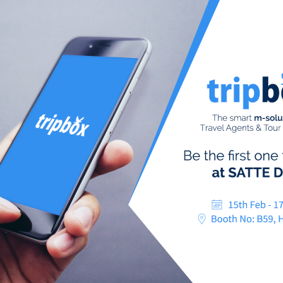 TripBox announces its launch in SATTE to give more power to offline agents