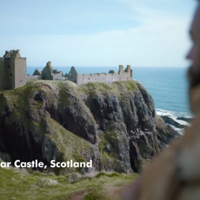 VisitBritain's campaign taps into the love for Bollywood and Harry Potter