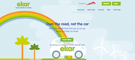 Audacia Capital acquires 25 percent stake in Dubai based car sharing startup ekar