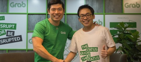 Southeast Asian ride hailing platform Grab agrees to acquire Indonesian payment company Kudo
